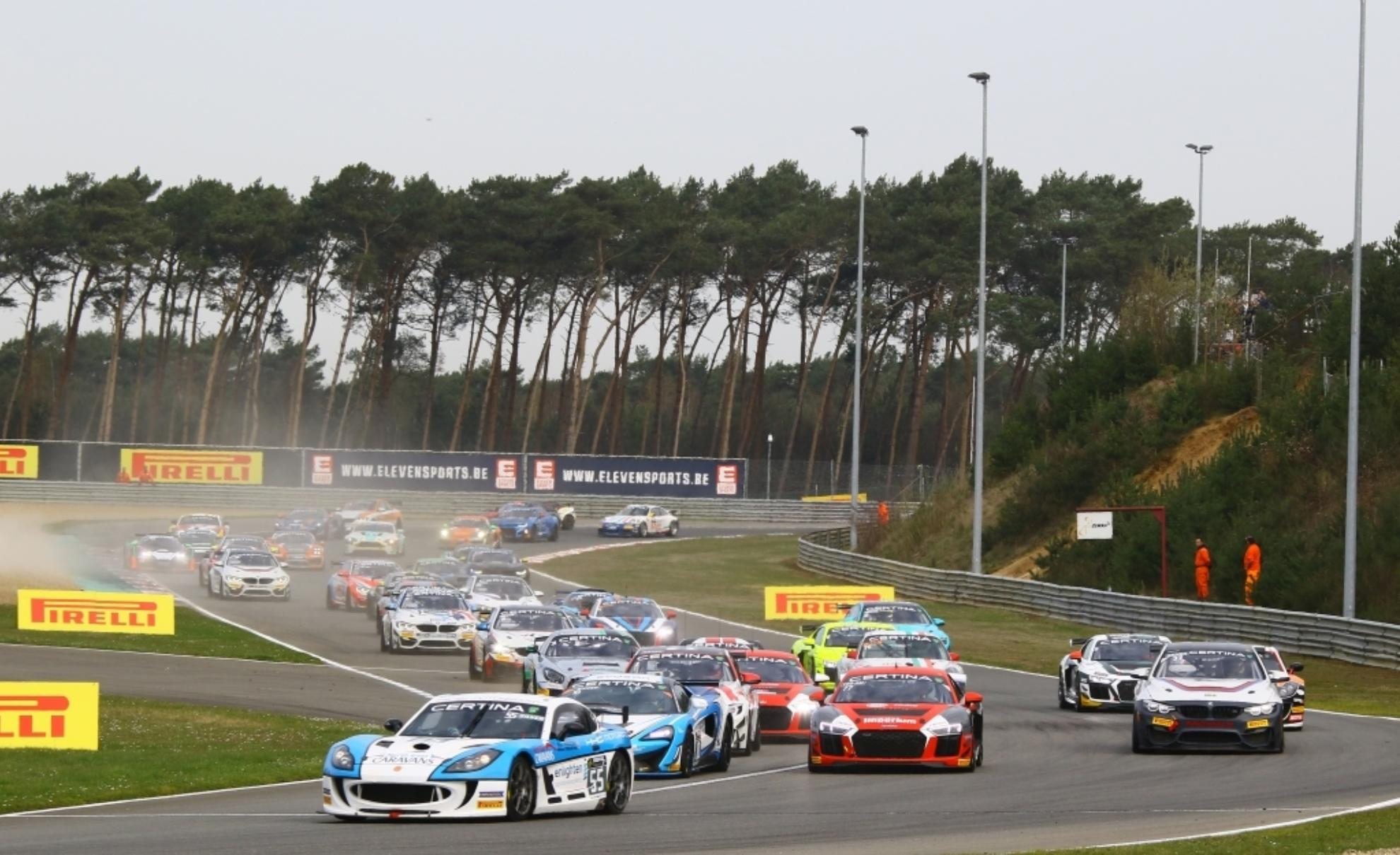 GT4ヨーロピアンカップ