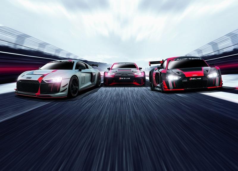 Audi Sport GT3/TCR/GT4