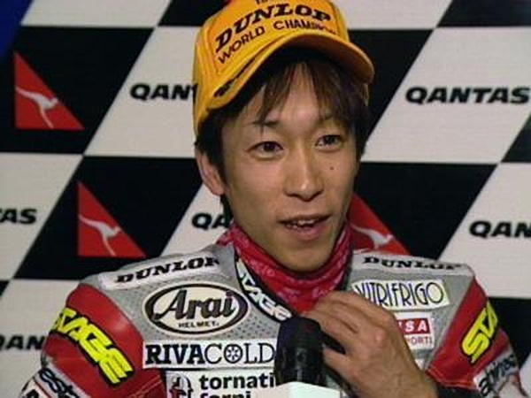 1998年 坂田和人