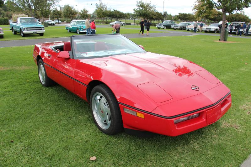 1988 Chevrolet C4 Corvette Convertible