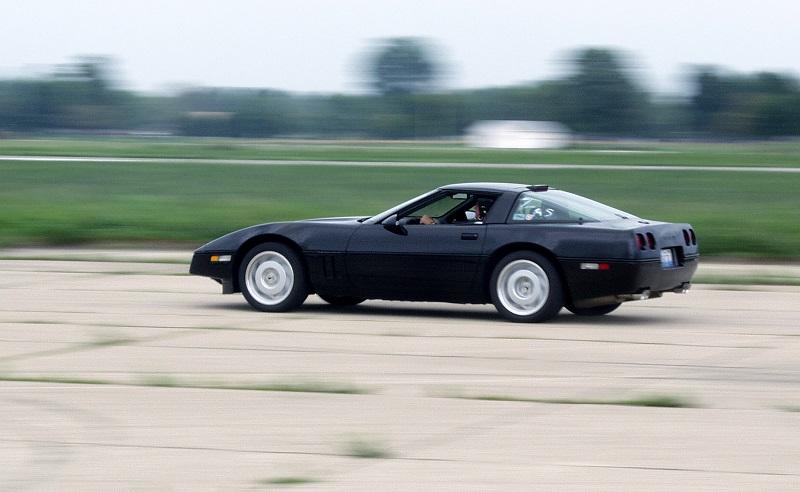 1990年 Corvette ZR-1