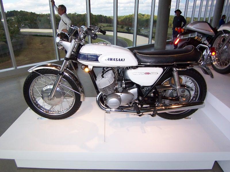 1969 Kawasaki 500SS H1