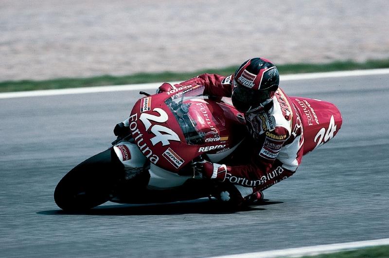 1996年 カルロス・チェカ