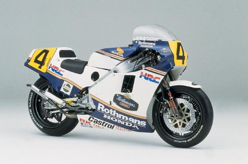1985年 ホンダ・NSR500