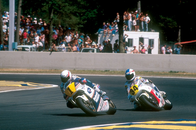 1989年 WGP 500cc