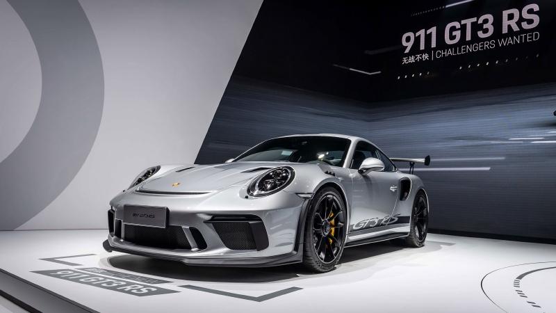 ポルシェ新型911GT3 RS