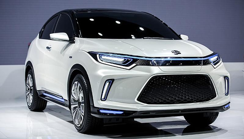 ホンダ 理念 EV コンセプト 北京モーターショー2018
