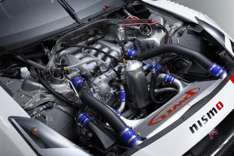 日産 GT-R NISMO GT3