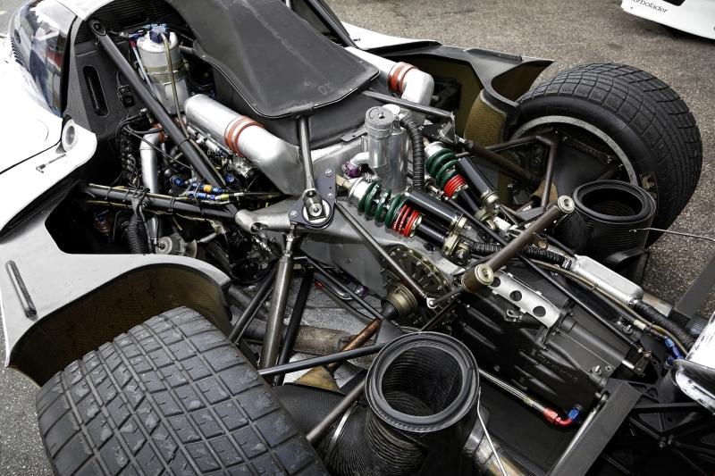 ポルシェ911 GT1