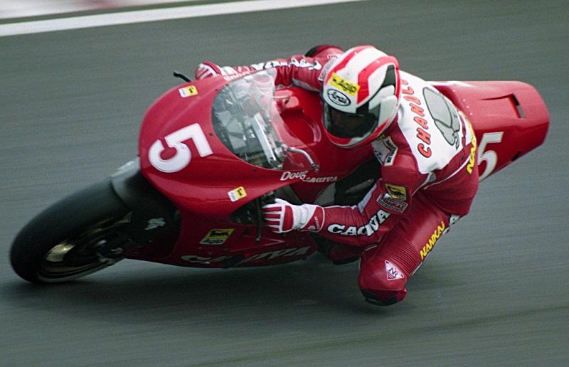 ダグ・チャンドラー1993年日本GP