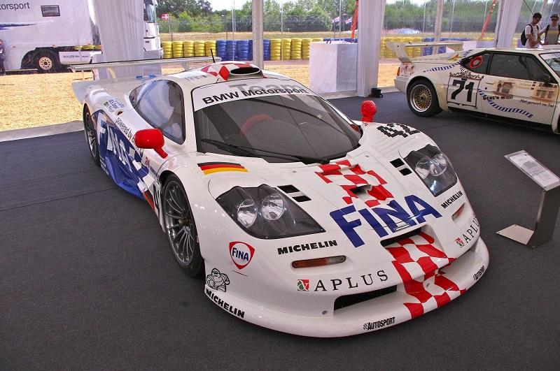 マクラーレン BMW F1 GTR