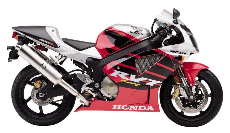 2000年モデル ホンダRVT1000R (RC51)