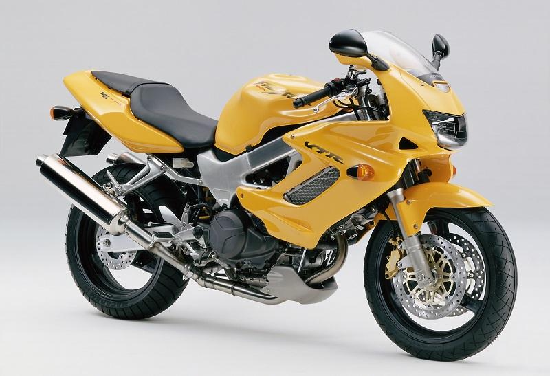2007年モデル ファイアーストーム(VTR1000F)