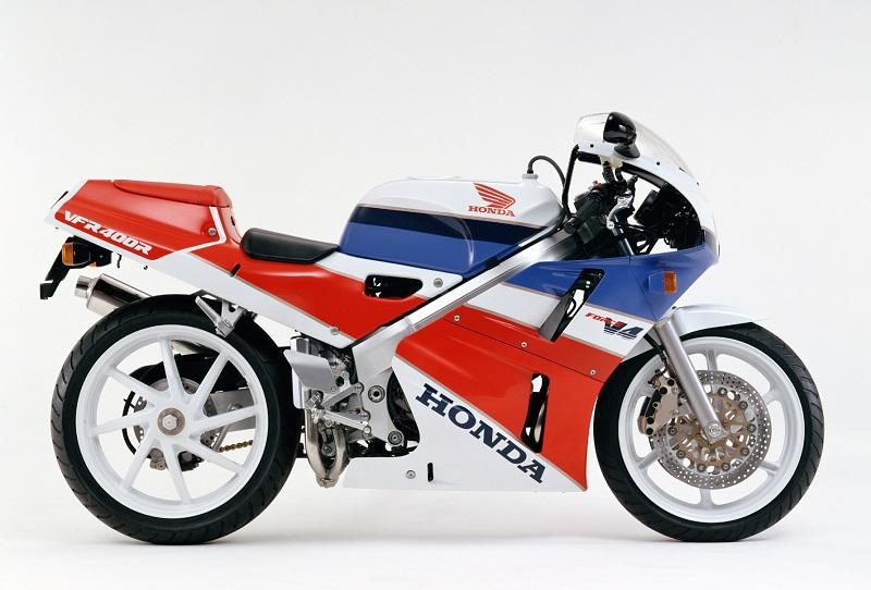 1989年 ホンダVFR400R