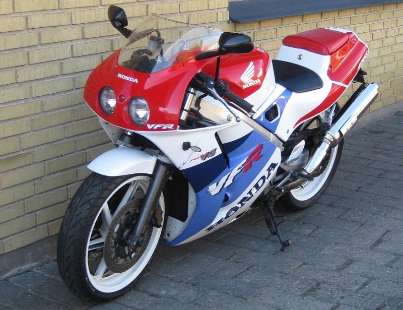 ホンダVFR400R