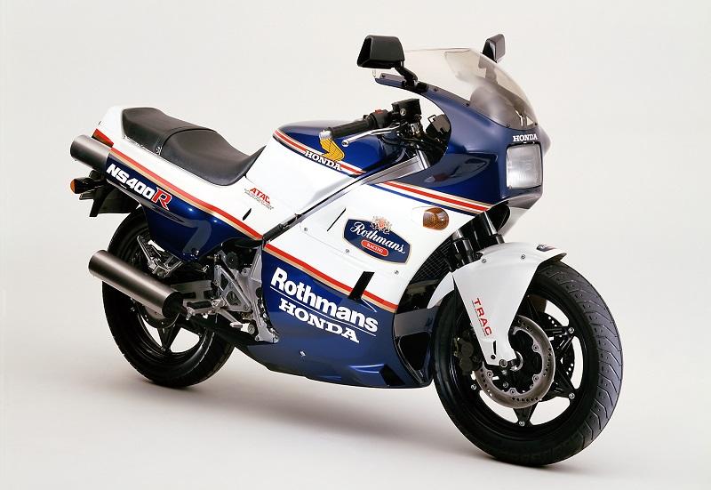 1985年 ホンダNS400R