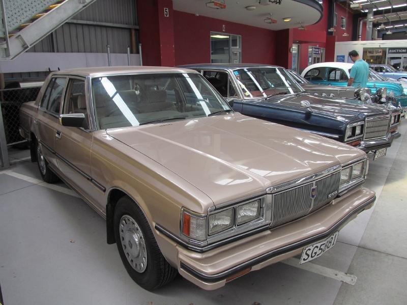 1981年式 6代目 トヨタクラウン 2.8