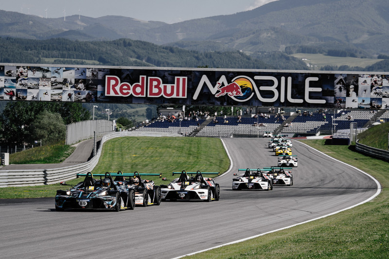 X BOW Battle and Rookies Challenge Red Bull Ring