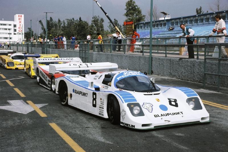 1990年 ポルシェ962C