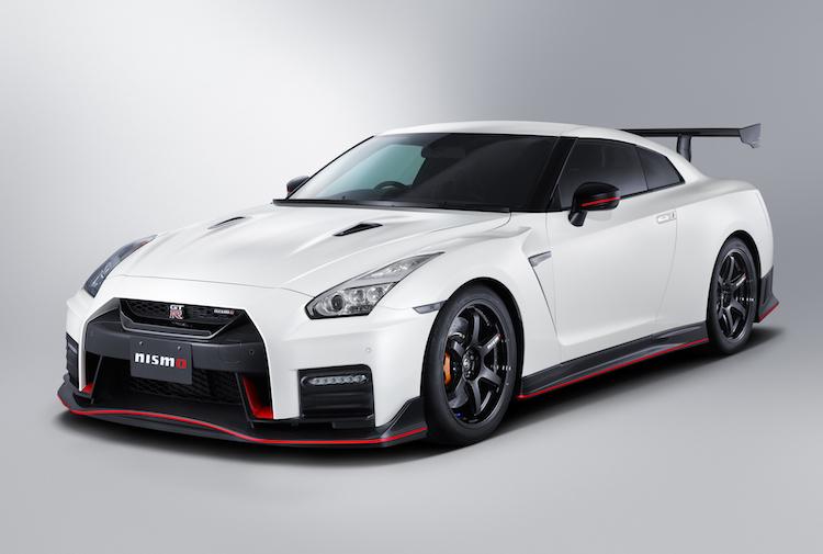 日産GT-R NISMO2018