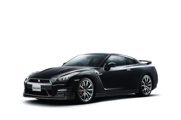 2017年モデル日産GT-R NISMO