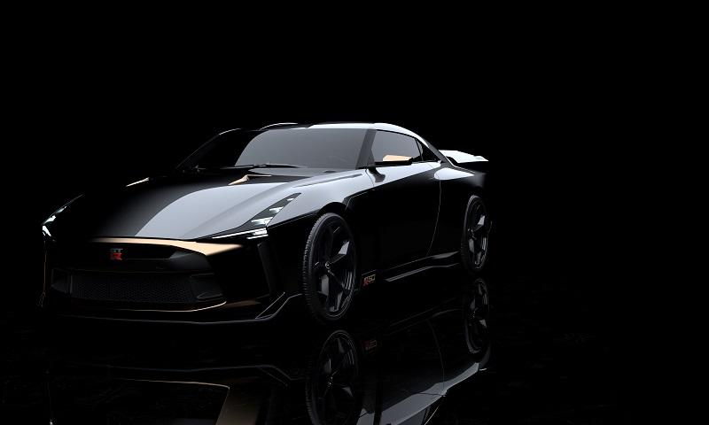 日産GT-R50byイタルデザイン