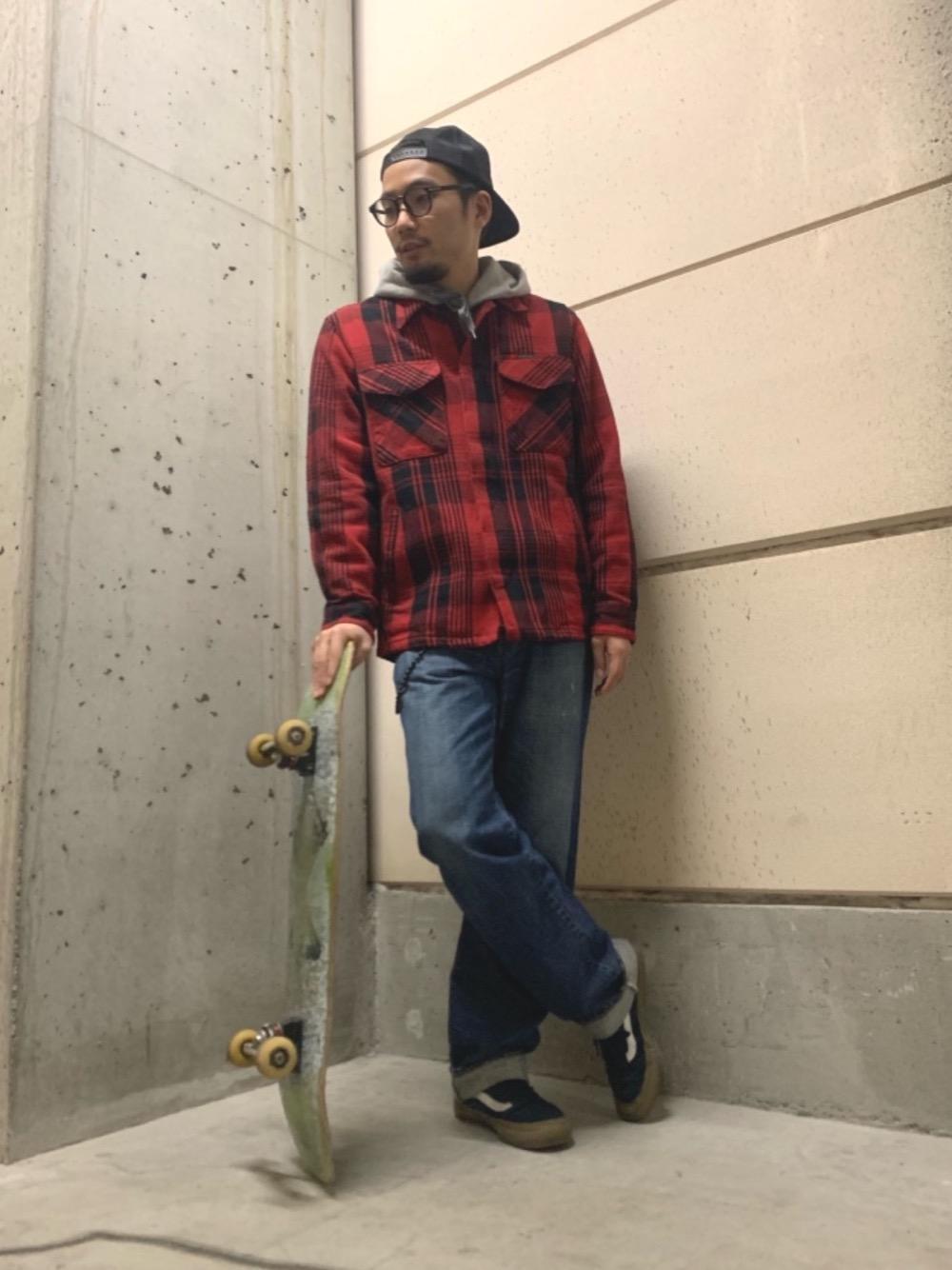 スケータースタイル
