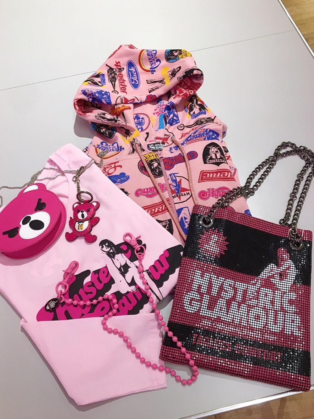 pink typhoon!