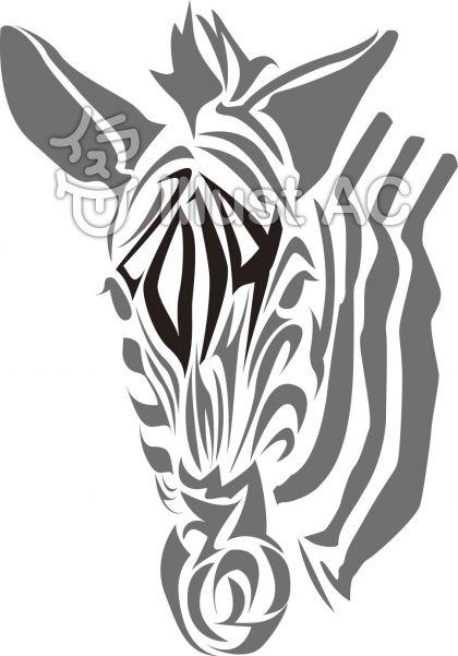 シマウマの画像 p1_27