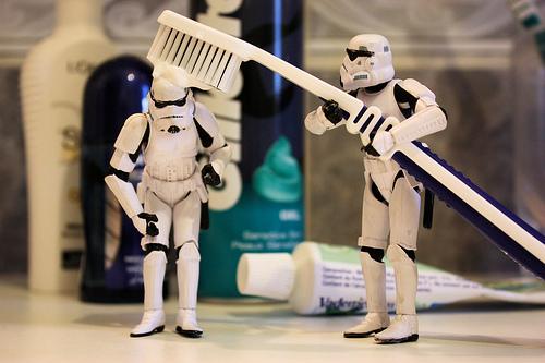 歯磨き_V