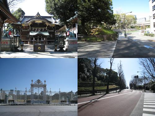 赤坂御所コース