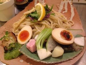 麺や庄の gotsubo/ベジポタつけめん