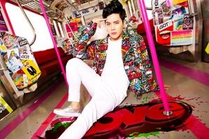[Jackson] GOT7「LOVE TRAIN」.