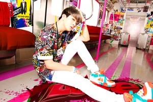 [Youngjae] GOT7「LOVE TRAIN」.