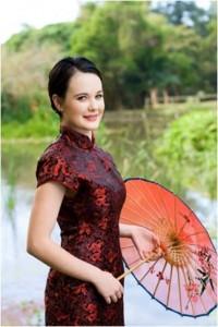 チャイナ服(中国)