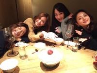(左から)中村アン、紗栄子、高梨臨、石原さとみ