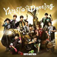 BOYS AND MEN、新曲「YAMATO☆Dancing」ソロ写真&ピクチャーレーベル解禁!!