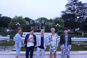 """Da-iCE、2冊目の写真集発売決定!ロサンゼルスで""""デート""""をテーマに撮影された5人の甘い姿は必見!!"""