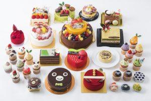 思わず写真を撮りたくなる!『グランスタ』限定のクリスマスケーキBEST3
