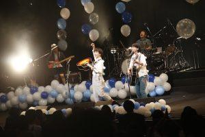 【ライヴレポ】さくらしめじが中学生最後の単独公演を開催!満足感と自信に満ち溢れた宴