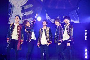 【ライヴレポ】 Da-iCE、結成6周年記念日に初の日本武道館公演開催!9000人と一緒に歌って笑って泣いた夢のような一夜!!