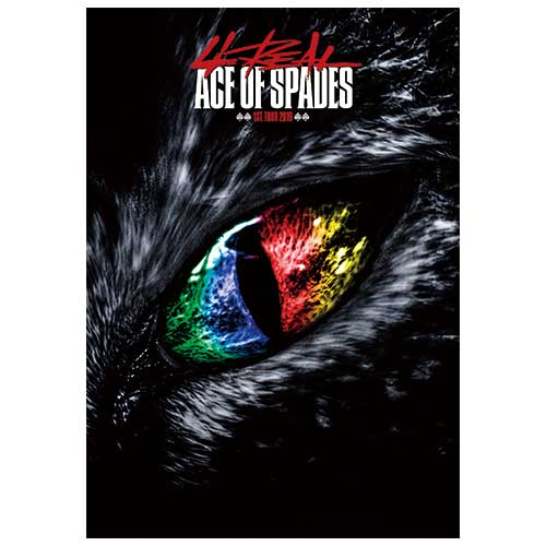 "<Blu-ray Disc2枚組>『ACE OF SPADES 1st TOURE ""4REAL"" -Legendary night-』"