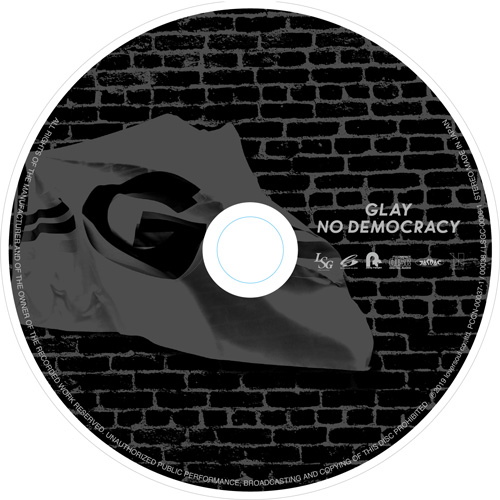 <CD only>『NO DEMOCRACY』
