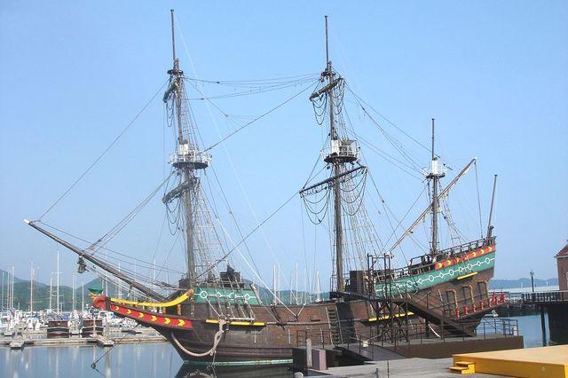 女王陛下の大砲が徳川幕府を開いた