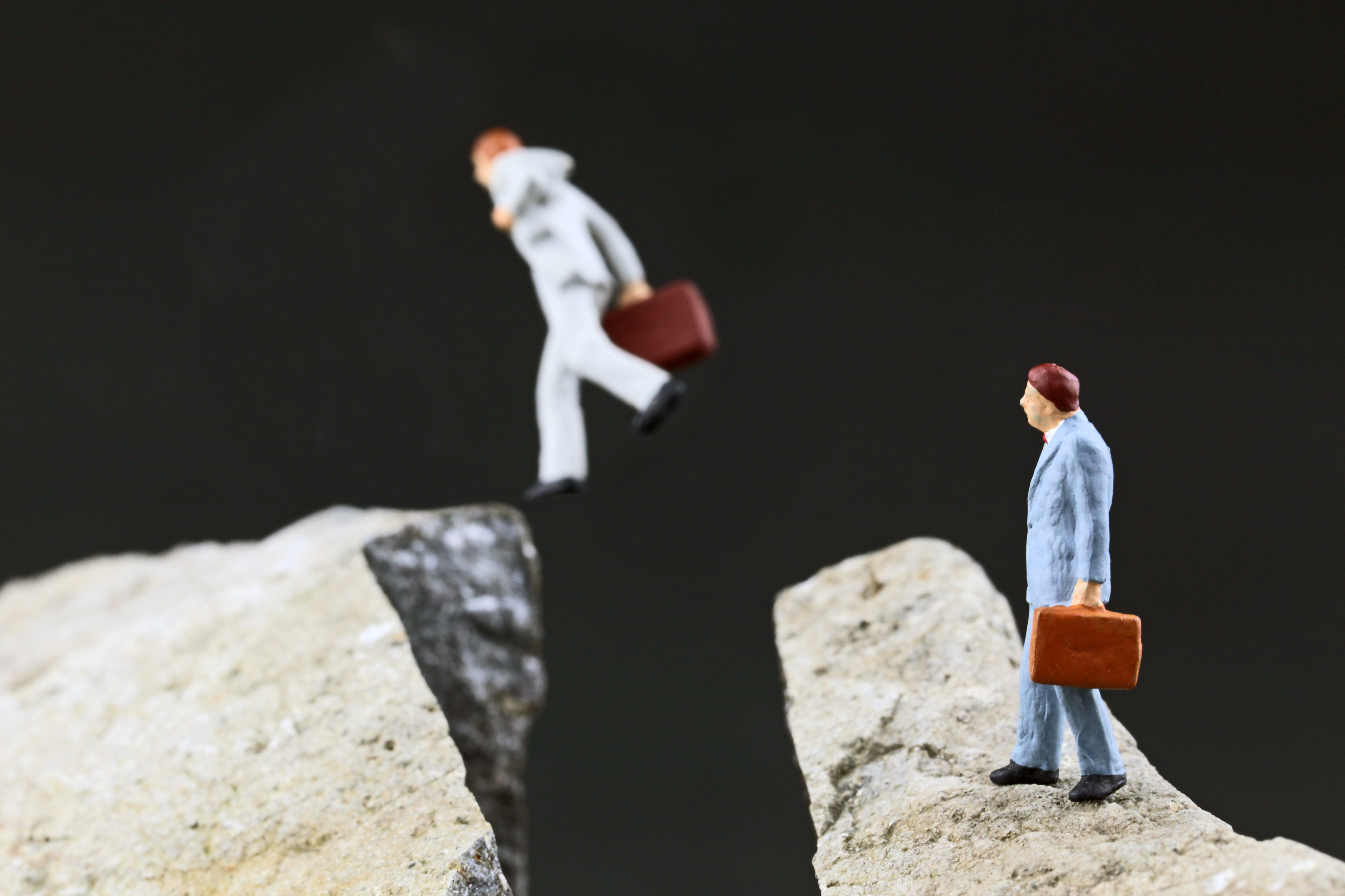 ベンチャー企業がそっと消える理由