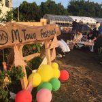 「農業」×「食・音楽・アート」のフェス!?  M Town Festivalに新しい文化の風を感じた