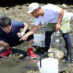 三浦半島の潮干狩りスポット『走水海岸』に行ってきました!