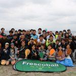 笑顔あふれるビギナー大会「フレスコボールビギナーズカップ2018」が開催!