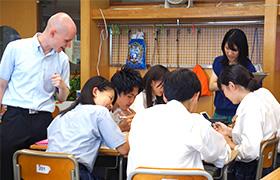 タイラー先生の英語授業