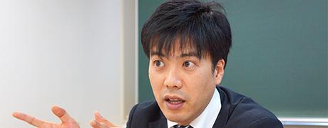 お茶の水ゼミナール教務部 英語科池谷理一郎氏